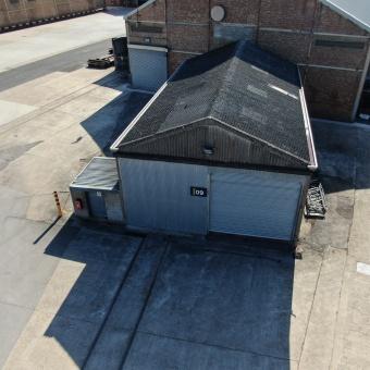 Unit 9 aerial view